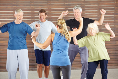 Dancing Offers Health Benefits for Seniors
